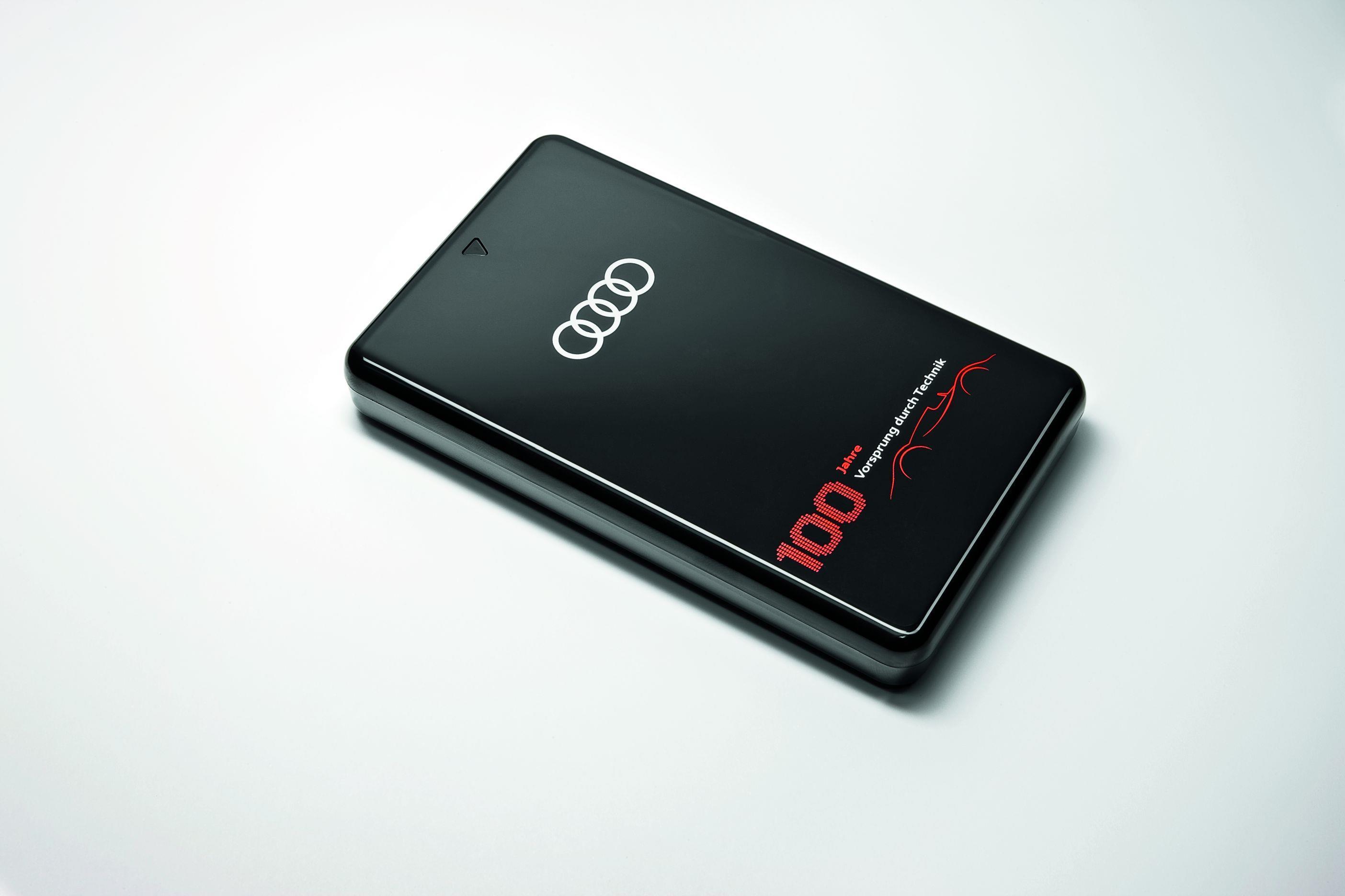 Audi Allroad 250 Gb 100 Years Of Audi Hard Drive